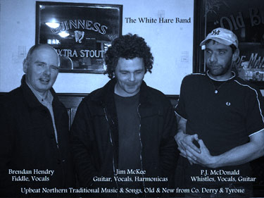 White Hare Band